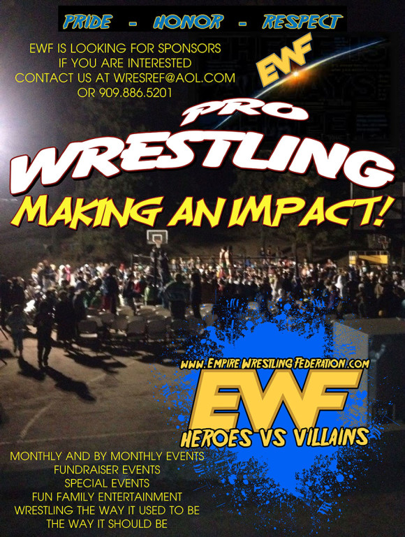EWF IS LOOKING FOR