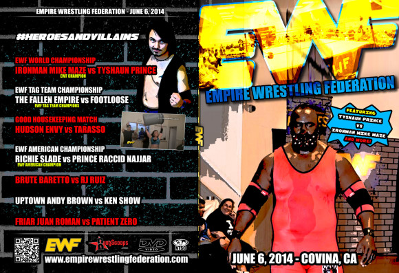 EWF DVD June 6 2014