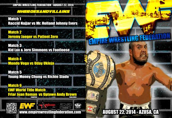 EWF DVD August 22 2014