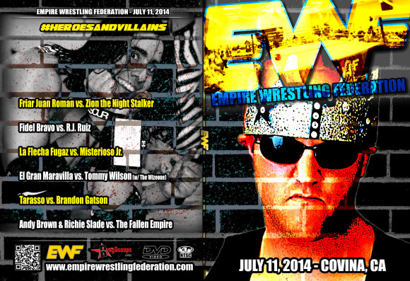 EWF DVD July 11 2014