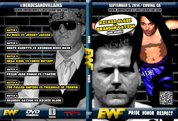 EWF DVD September 5 2014