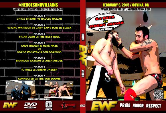 EWF DVD February 6 2015