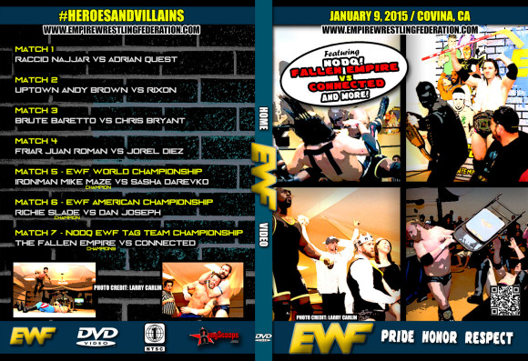 EWF DVD January 9 2015