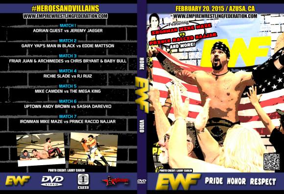 EWF DVD February 20 2015