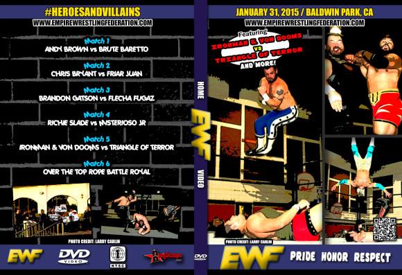EWF DVD January 31 2015