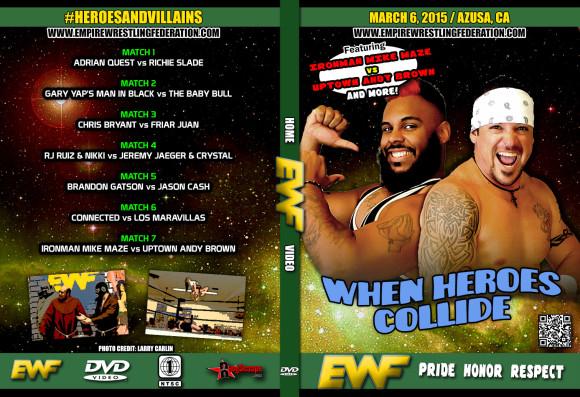EWF DVD March 6 2015