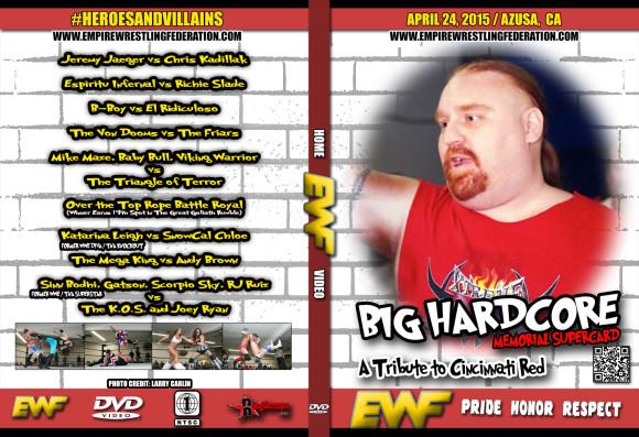 EWF DVD April 24 2015