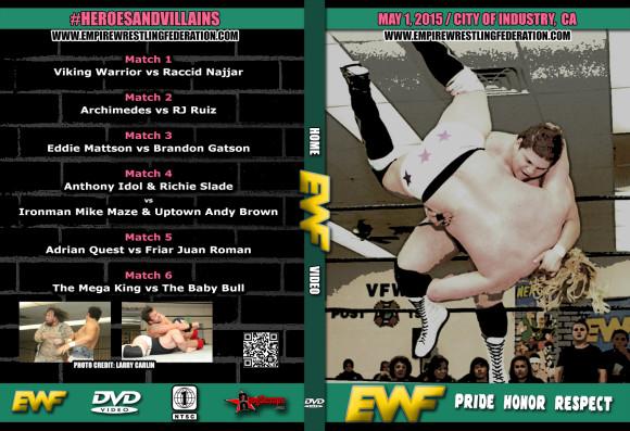 EWF DVD May 1 2015