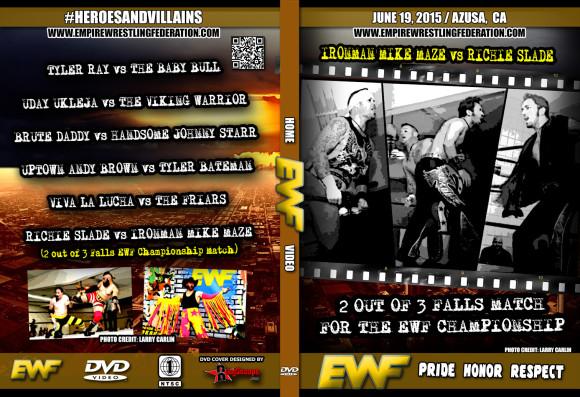 EWF DVD June 19 2015
