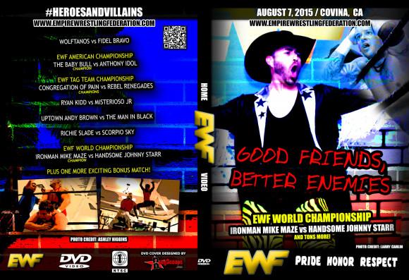 EWF DVD August 7 2015