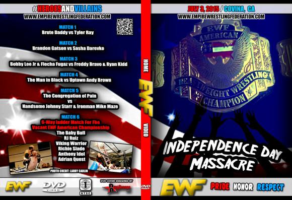 EWF DVD July 3 2015