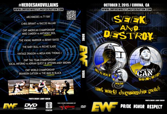 EWF DVD October 2 2015