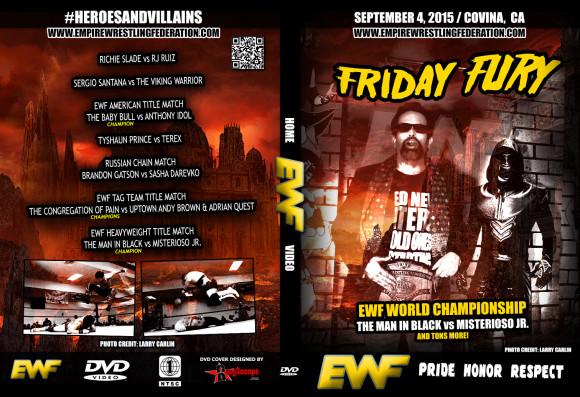EWF DVD September 4 2015