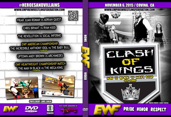 EWF DVD November 6 2015