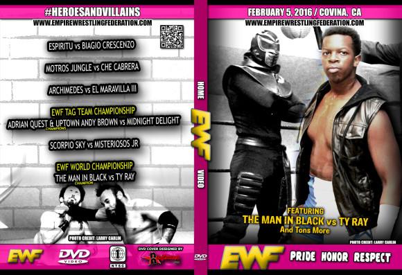 EWF DVD February 5 2016