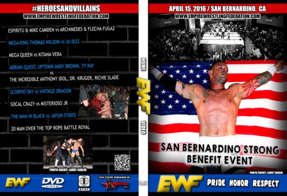 EWF DVD April 15 2016